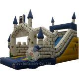 28' Frozen Castillo inflable hinchables Tobogán para los niños Parte (T4-610)
