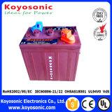 la potencia profunda de la batería 12V del gel del ciclo de la batería 12V de la célula del gel 12V rueda la batería