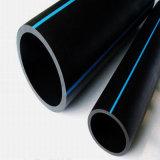 Gasoduto de drenagem plástica HDPE de diâmetro grande