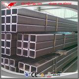 Квадрат GR a/B/C материала ASTM A500 Constraction черный и прямоугольная пробка