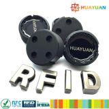 Tag do escaninho Waste do sem-fim da freqüência ultraelevada RFID para a gestão de resíduos
