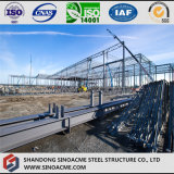 Пакгауз стальной структуры большой пяди для магазина микстуры