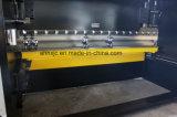 Freno de doblez de la prensa del CNC del servo electrohidráulico de la serie de Wd67k