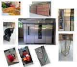 Tellersegmente der Werbungs-64 elektrisch/Gas-Dieseldrehzahnstangen-Ofen seit 1979