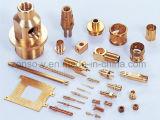 OEM Messing het Machinaal bewerkte CNC van Vervangstukken Machinaal bewerken van de Precisie