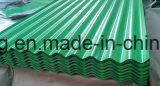 55%Al Gl настилая крышу стальной лист от Китая
