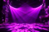 [150و] حزمة موجية متحرّك رأس [لد] مرحلة ضوء لأنّ حفل موسيقيّ