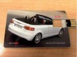 Azionamento normale in bianco più poco costoso 128MB 256MB 1GB 2GB 4GB dell'istantaneo del USB della carta di credito