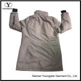 Куртка Softshell зимы Ys-1076 выровнянная Windstopper для Mens людей