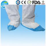 Nonwoven医学の靴カバー、SBPP Antidustの靴カバー