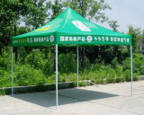 Haltbarer Aluminiumrahmengazebo-faltendes Zelt mit Seitenwand