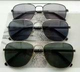 Классицистические солнечные очки металла Eyeshape