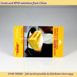 Tarjeta de PVC impresión de Hico de banda magnética para Hotel Llave