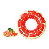 Кольцо заплывания лимона PVC или TPU произведения искысства плодоовощ раздувное