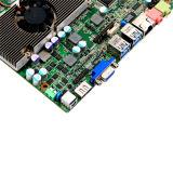 Mini placa madre industrial nana embutida del Itx con el ventilador