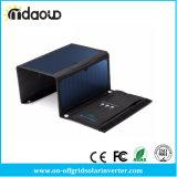 chargeur pliable de panneau solaire du portable USB de Powerbank de côté portatif d'énergie solaire de 20W 3A avec Power3s Sunpower pour le téléphone