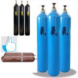 40L/38L高圧継ぎ目が無いSteeloxygenシリンダー中国の専門家の製造業者