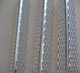 Galvanzied Corner Bead Protect Mesh / Aluminium perforated Angle Bead