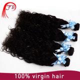 100%년 Virgin Remy 브라질 자연적인 파 사람의 모발 연장