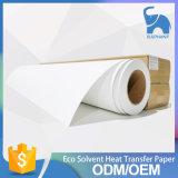 Qualité papier bon marché de sublimation d'A4 et de roulis