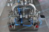 Las dos boquillas semiautomáticas baten la máquina de rellenar (FLC-250S)