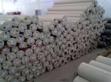 Strato ad alta resistenza della tela incatramata del PVC per le tende Tb017