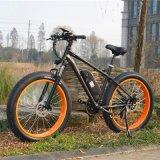 普及した500W脂肪質のタイヤMTB山の電気バイクの自転車Ebike