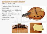 Аппаратуры оптового Mandolin высокого качества твердого музыкальные