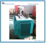 고품질 삼상 지상 거치된 기름 유형 33/. 4개 Kv 200 kVA 배급 변압기