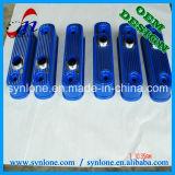 Крышка заливки формы алюминиевая с покрашенной синью