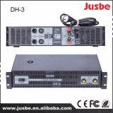 Dh3の電力増幅器、280Wステレオ力、ラインアレイ