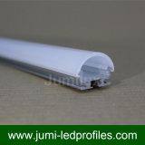 L'alluminio profila l'obiettivo del diffusore