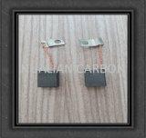Ferramentas elétricas das peças sobresselentes da escova de carbono da escova de carbono E45/Graphite/carbono sem chumbo no. original 1 607 014 110