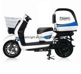 Motocicleta elétrica nova de venda quente de 60V 800With72V 1200W Scooter/E-Scooter