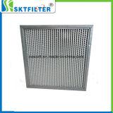Utilisation profonde de pli de bâti d'acier inoxydable pour le filtre à air industriel