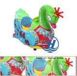 Coche de fichas del oscilación del paseo del Kiddie para los niños (ZJ-K143-1)