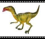 Décoration de dinosaures en fibre de verre pour fête
