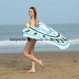 La toalla de playa redonda de la impresión extrafina de la fibra puede ser modificada para requisitos particulares