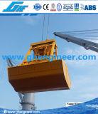 Encavateur à télécommande électrique hydraulique de bloc supérieur de manipulation en vrac