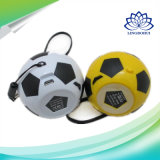 Design unique de football en forme de portable mini haut-parleur Bluetooth portable