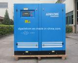 Compresor variable del Gemelo-Tornillo del aire de la frecuencia de la industria del cemento (KB22L-5/INV)