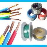 Fio de cobre isolado PVC de cabo de fio elétrico