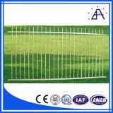 Cerca del aluminio de la valla de seguridad de la cerca del camino