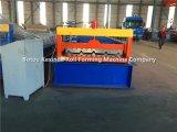 Roulis de panneau de mur de tuile de toiture de Trapzoidal formant la machine