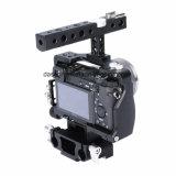 Última Cage Camera Cage Protect Stable Dlsr Acessórios para câmera para Gh4 / A6000 / A6300