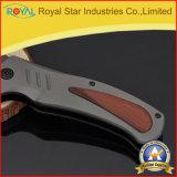 最もよい卸売の猟刀の折るナイフの戦術的なポケット・ナイフ(RYST0063C)