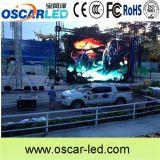 Afficheur LED de coulage sous pression de location extérieur