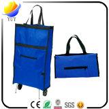 Personnaliser les sacs de protection de l'environnement de pliage avec des sacs de cadeau