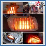 鋼鉄鍛造材のための60kw IGBTの誘導加熱機械