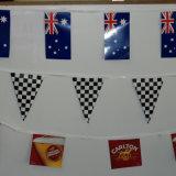 Farbenreiche späteste moderne Wimpel-Flagge-Markierungsfahnen für Festival-Dekoration